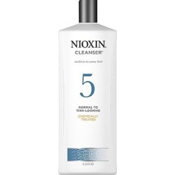 Nioxin System 5 Cleanser 33.8 oz Mens Nioxin Shampoo found on Bargain Bro India from beautyplussalon.com for $34.95