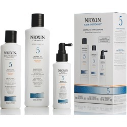 Nioxin System 5 Kit Mens Nioxin Sets found on MODAPINS from beautyplussalon.com for USD $27.95