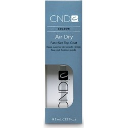 CND Air Dry Fast-Set Top Coat .33 oz Womens CREATIVE NAIL DESIGN Nail Polishes found on MODAPINS from beautyplussalon.com for USD $8.50