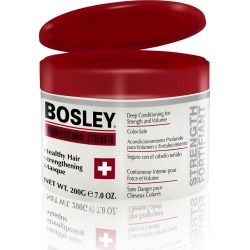 Bosley Healthy Hair Strengthening Masque 7 oz Womens Bosley Treatments found on MODAPINS from beautyplussalon.com for USD $19.95