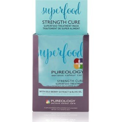 Pureology Superfood Strength Cure Treatment 1 oz Packet Womens Pureology Treatments found on MODAPINS from beautyplussalon.com for USD $8.95