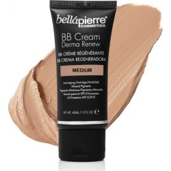Derma Renew BB Cream - Medium found on Makeup Collection from Bellapierre for GBP 32.54