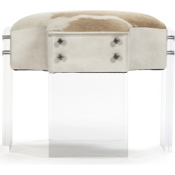 Cedric Acrylic Stool found on Bargain Bro India from Belle & June for $3209.00