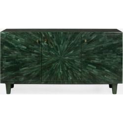 Torion Dark Green Faux Horn Buffet found on Bargain Bro India from Belle & June for $4050.00