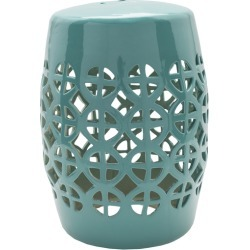 Ridgeway Emerald Green Stool found on Bargain Bro India from Belle & June for $124.00