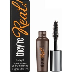 Benefit Cosmetics They're Real! Lengthening Mascara Travel Size Mini, Black