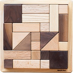 Large Wood Puzzle found on Bargain Bro Philippines from Bergdorf Goodman for $85.00