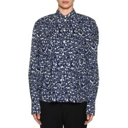 Long-Sleeve Floral Print Polo Shirt found on MODAPINS from Bergdorf Goodman for USD $690.00