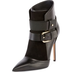 Anais 100mm Buckle Booties found on MODAPINS from Bergdorf Goodman for USD $875.00