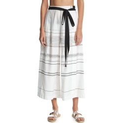 High-Waist Striped Palazzo Coverup Pants found on Bargain Bro Philippines from Bergdorf Goodman for $150.00