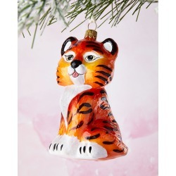 Tiger Ornament found on Bargain Bro Philippines from Bergdorf Goodman for $38.00