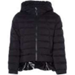 Girl's Tabetha Peplum Quilted Hooded Jacket, Size 8-14 found on Bargain Bro India from Bergdorf Goodman for $595.00