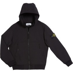 Lightweight Techno Hooded Jacket, Size 12 found on Bargain Bro Philippines from Bergdorf Goodman for $390.00