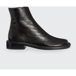 Boyd Leather Zip Booties found on Bargain Bro India from Bergdorf Goodman for $975.00