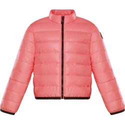Girl's Photine Quilted Logo Down Jacket, Size 4-6 found on Bargain Bro India from Bergdorf Goodman for $390.00