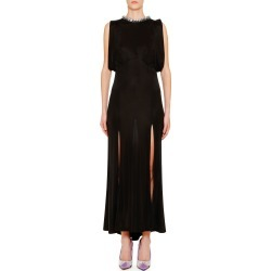 Chain-Neck Jersey Slip Dress found on MODAPINS from Bergdorf Goodman for USD $1385.00