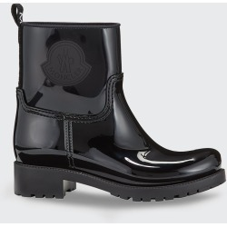 Ginette Stivale Patent Rain Booties found on MODAPINS from Bergdorf Goodman for USD $395.00