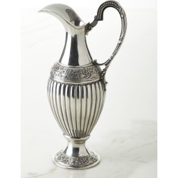 Pewter Renaissance Jug found on Bargain Bro from Bergdorf Goodman for USD $266.00