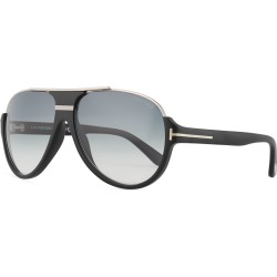Dimitry Half-Rim Aviator Sunglasses found on Bargain Bro from Bergdorf Goodman for USD $326.80