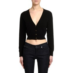 V-Neck Cropped Cardigan found on Bargain Bro India from Bergdorf Goodman for $1145.00