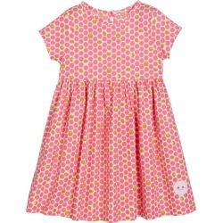 Hedgehog-Dotted Sunday Dress, Size 0m-10 found on Bargain Bro Philippines from Bergdorf Goodman for $66.00