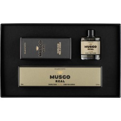 Oak Moss Mini Cologne, Shaving Cream and Brush Set found on Bargain Bro Philippines from Bergdorf Goodman for $120.00