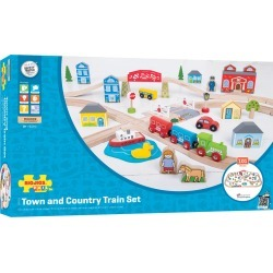 Town and Country Train Set found on Bargain Bro Philippines from Bergdorf Goodman for $105.00