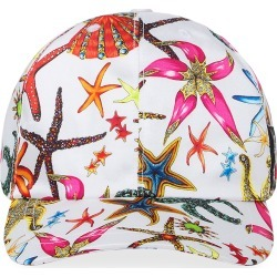 Tresor de la Mer Print Baseball Cap found on Bargain Bro India from Bergdorf Goodman for $425.00