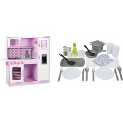 Chef's Cupcake Kitchen & Accessory Bundle found on Bargain Bro from Bergdorf Goodman for USD $159.60