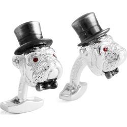 Gentleman Bulldog Cuff Links found on MODAPINS from Bergdorf Goodman for USD $495.00