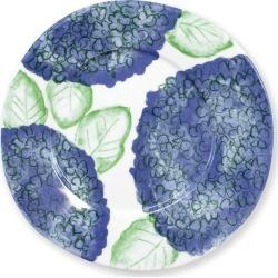Melamine Hydrangea Salad Plate