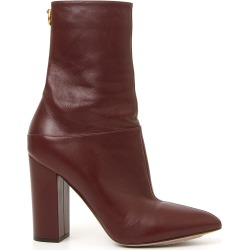 Ring Rockstud Leather Booties found on Bargain Bro India from Bergdorf Goodman for $438.00