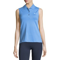 Performance Pique Sleeveless Polo Shirt found on MODAPINS from Bergdorf Goodman for USD $47.00