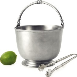 Bar Ice Bucket with Tongs found on Bargain Bro from Bergdorf Goodman for USD $368.60