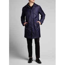 Men's Paisley Raincoat found on Bargain Bro India from Bergdorf Goodman for $660.00