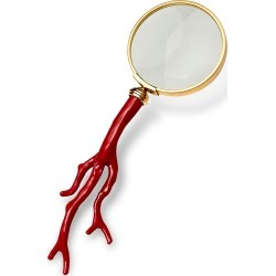 Coral Magnifying Glass found on Bargain Bro India from Bergdorf Goodman for $125.00