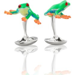 Frogs Cufflinks found on MODAPINS from Bergdorf Goodman for USD $665.00