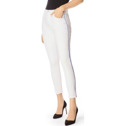 Alana High-Rise Cropped Skinny Jeans w/ Piping found on Bargain Bro Philippines from Bergdorf Goodman for $69.00