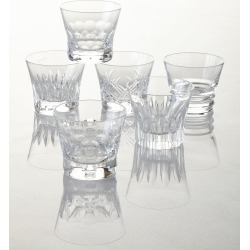 Everyday Baccarat Assorted Tumblers found on Bargain Bro Philippines from Bergdorf Goodman for $470.00