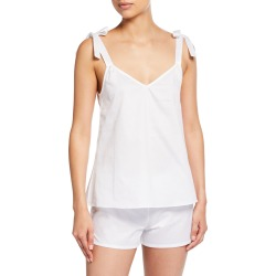 Anais Poplin Camisole found on MODAPINS from Bergdorf Goodman for USD $101.25