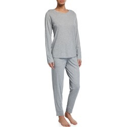 Day Dreamer Long-Sleeve Top & Jogger Set