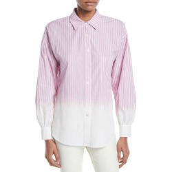 Striped Ombre Button-Down Shirt found on Bargain Bro Philippines from Bergdorf Goodman for $100.00