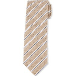 Heathered Thin Stripe Tie found on Bargain Bro India from Bergdorf Goodman for $250.00