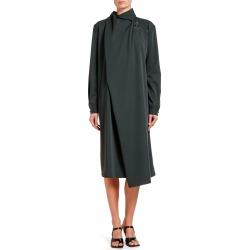 Liquid Gabardine Shift Dress found on MODAPINS from Bergdorf Goodman for USD $2740.00