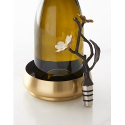 Dogwood Wine Coaster & Bottle Stopper found on Bargain Bro India from Bergdorf Goodman for $125.00