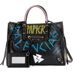 Papier A6 Zip Around Graffiti Tote Bag found on MODAPINS from Bergdorf Goodman for USD $2160.00