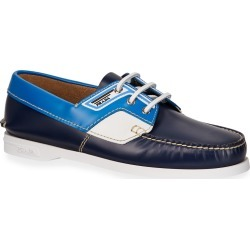 Men's Lace-Up Leather Boat Shoes found on MODAPINS from Bergdorf Goodman for USD $690.00