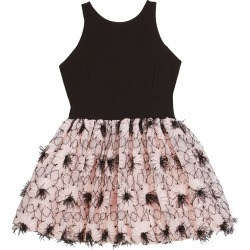 Girl's Daisy Textured Bubble Halter Dress, Size 7-16 found on Bargain Bro India from Bergdorf Goodman for $78.00