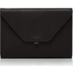 Leather Tablet Cover/Clutch Bag, Black found on Bargain Bro from Bergdorf Goodman for USD $1,048.80