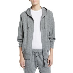 Cashmere Zip-Front Hoodie found on MODAPINS from Bergdorf Goodman for USD $2995.00